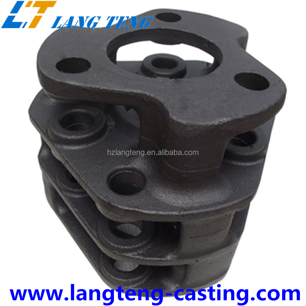 OEM Ductile Iron &Gray Iron Investment Casting Parts