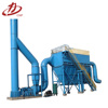 Baghouse sandblasting dust collector cyclone