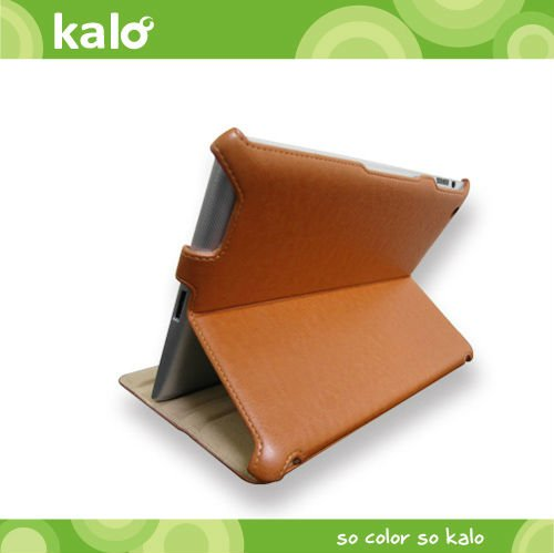 leather case for new ipad