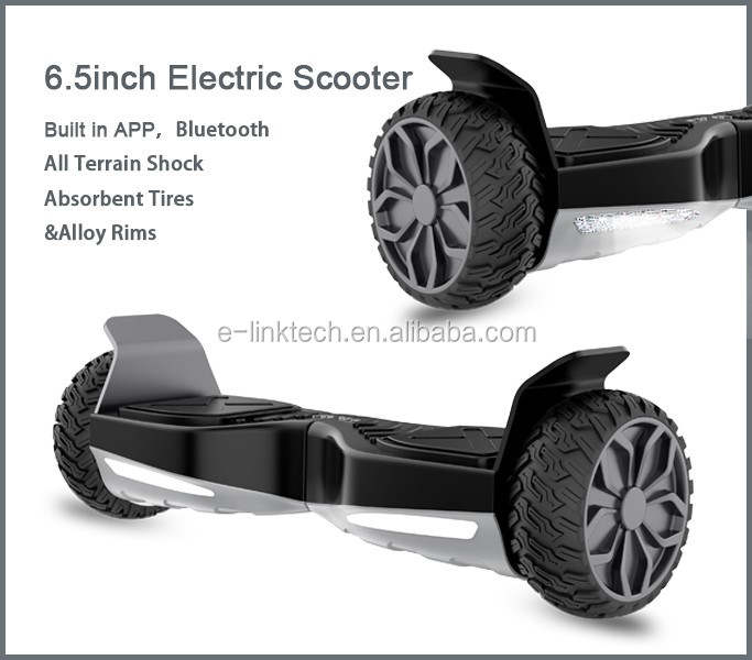 "UL 2272 Scooter NEW Electric two wheels 6.5"" Scooter"