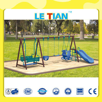 AMAZING!!!KIDS SWING OUTDOOR LUXURY CHILDREN PATIO GARDEN SWING