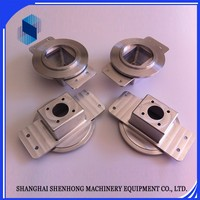 Custom CNC processing service machine milling parts