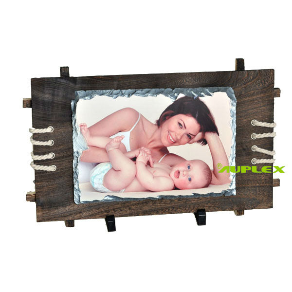 Crafts made with Rocks Printed Rock <strong>Craft</strong> Home Decoration Gift Sublimation Photo Slate (SH-39)