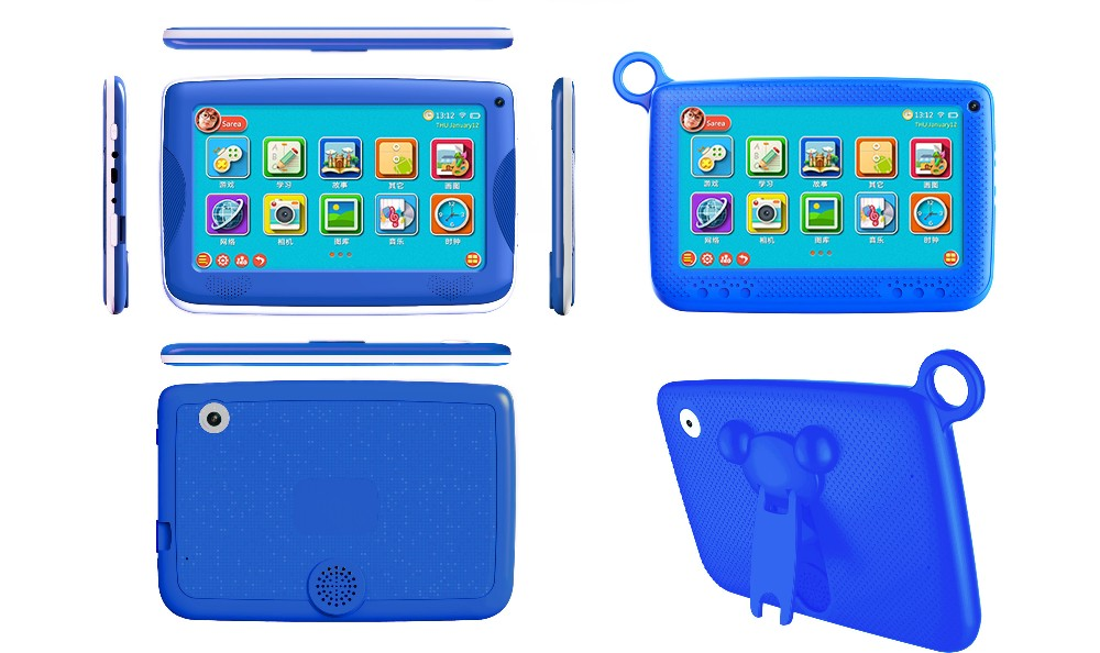 Alibaba factory best quality children tablet pc