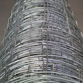 Hot-dip galvanized field fence wire 8ft for park or zoo