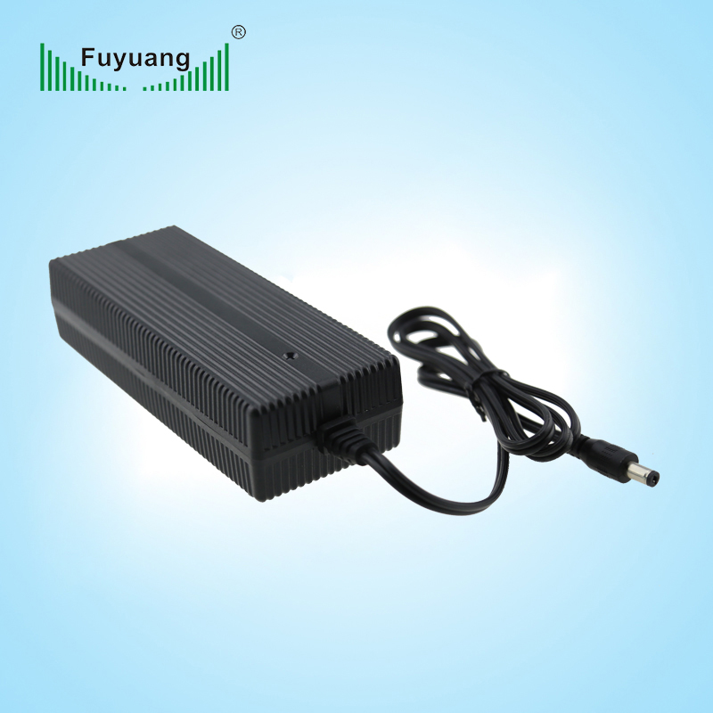 UL certified three stage 12v 7a li-ion battery charger