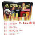 Professional scream tattoo ink for make up