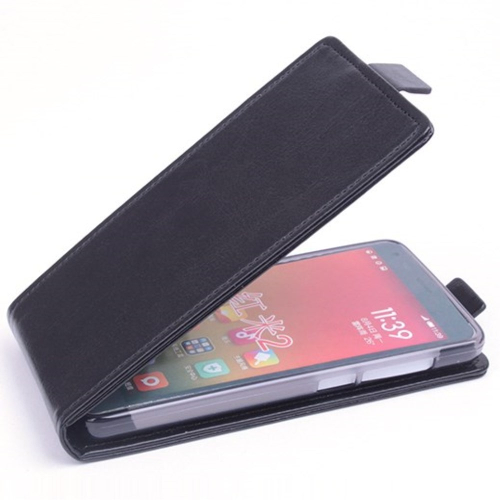 For XiaoMi Mi HongMi 2 Phone case Leather Case Simple Style Coloful Wallet Case