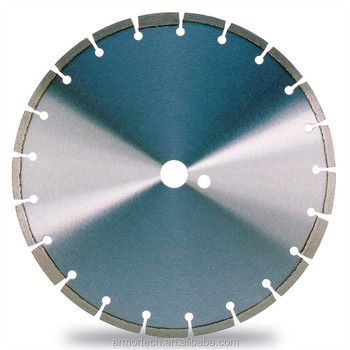 High tech saw blades circular Diamond cutting disc for Asphalt