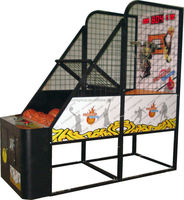 The Factory of basketball games machine