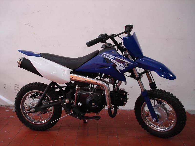 Automatic 50CC-125CC DIRT BIKE FOR KIDS(DB502C)