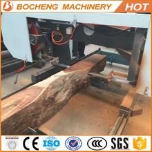 Electric / Diesel / Petrol Horizontal Log Cutting Machine