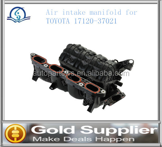 Brand New Air intake manifold for TOYOTA 17120-37021 with high quality and most competitive price.