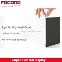 S3 S6 indoor HD super slim led display