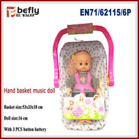 Mini cheap silicone baby dolls for sale