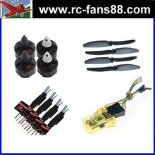 LD-POWER MT1806 ESC 12A propeller 5030 MINICC3D COMBO FOR 250 Carbon Fiber Frame uav shenzhen