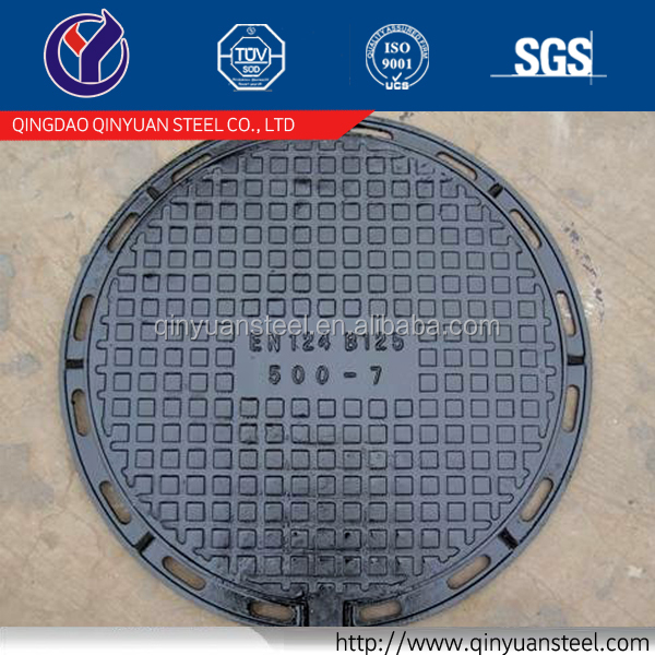 Hot selling best price high quality cast iron 20 inch manhole cover