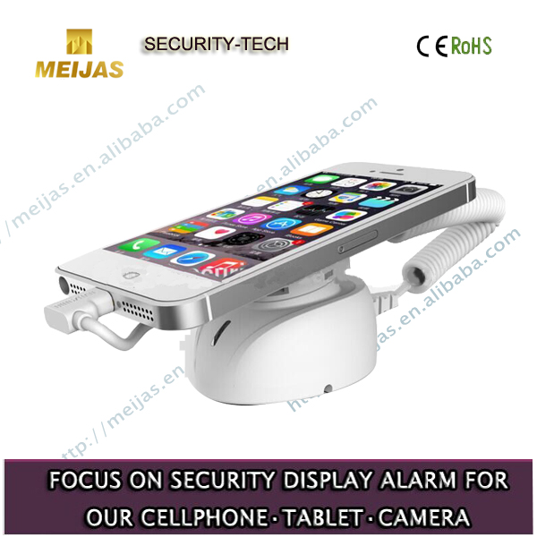 mobile phone anti-lost alarm charger stand for smart phone