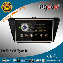 New 2016 android tablet dvd player for vw tiguan 2016 6G,wifi