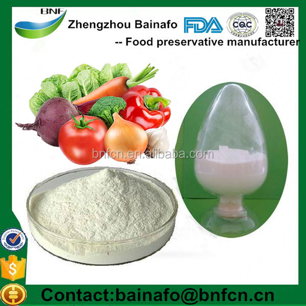 Natural food preservative polylysine ,fresh preserved vegetables