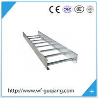 Light weight heavy duty ladder type cable tray china manufacturer