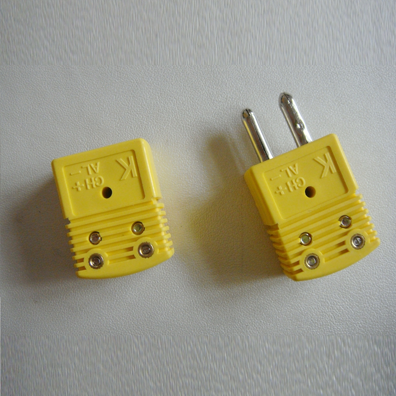 High Quality standard K Type Thermocouple Connector