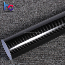 Henry decoration high glossy 5d carbon fiber wrap wholesale vinyl wrap for furniture