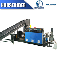 2018 New High Quality Hot sale Plastic film pelletizing machine recycling line