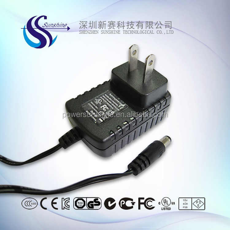 12w ac dc adapter for xbox 360 wireless