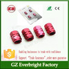 China golden supplier Car Tyre Valve Cap Cover 4pcs Zinc alloy Auto Tire Wheel Rims Stem Air Valve Caps,car tire valve cap