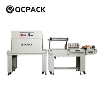 Factory Price Semi-auto POF Film Shrink Packager