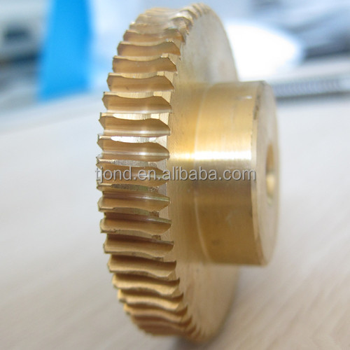 Hot Sale C45,42CrMo Steel Worm Gear