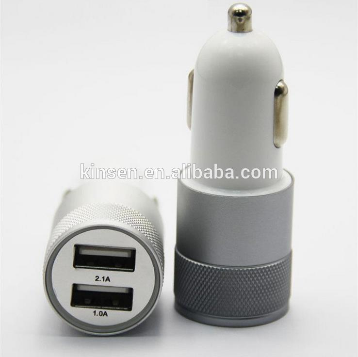 Multifunctional usb micro fast car chargers quick usb car charger mobile phone car charger for wholesales
