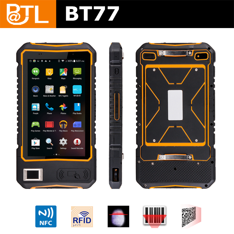 GA BATL BT77 Quad Core MT8382 fingerprint tablet 7inch