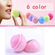 Wholesale High Quality Cosmetics Makeup Candy Round Ball Lip Gloss