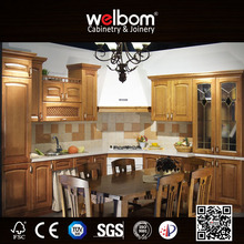 Classical Solid Wood Models Antique Kitchen Design