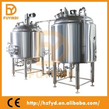 15BBL Restaurant Beer Brewhouse Equipment Beer Brew House