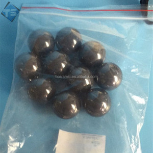HIP Silicon Nitride Si3N4 Ceramic Bearing Balls In Standard Sizes