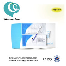 OvulationLH test strip single box packing / LH rapid home Midstream Test kits /urine pregnancy test