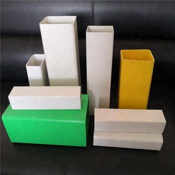 "LANTAN suppliers wholesale 4"" square pvc pipe with lowest price"