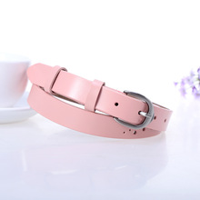 Low Price New Model New Fashion formal belts leather ladies belt for Western Cowgirl
