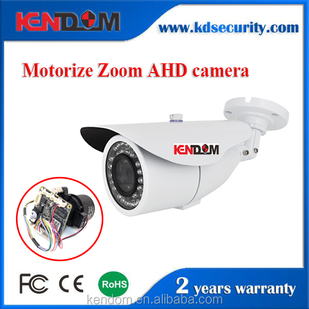 CCTV Camera AHD 1080p HD Sony cmos Dome 2.8-12MM Auto 4X Zoom Focus Night Vision Outdoor surveillance Camera system