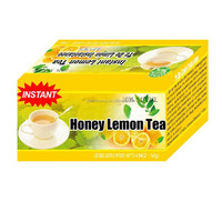 Instant Honeyed Lemon Ginger Tea with 8 Flavors 7gx20 Sachetsx24 Boxes Powder Drink Instant Tea Drink