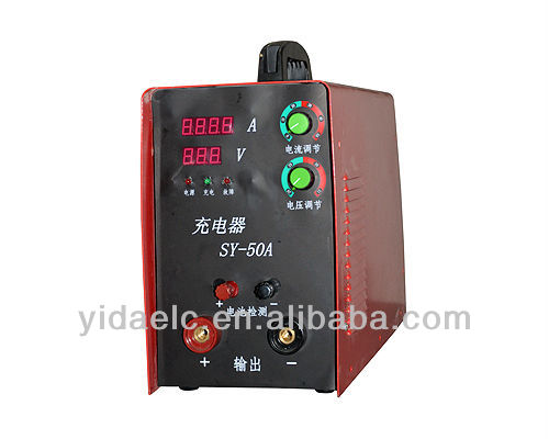 24V DC 50A automatic marine battery charger
