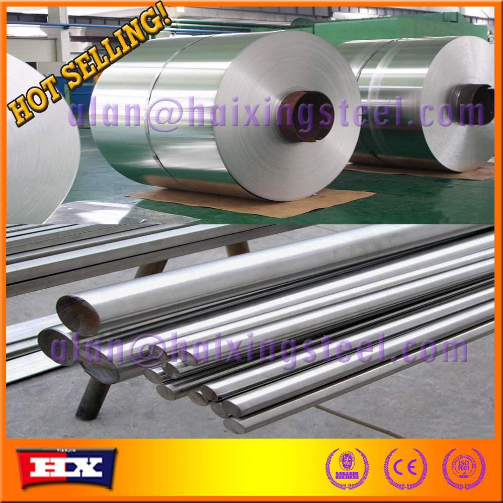 ISO9001 standard astm-a276 304 stainless steel