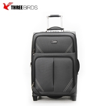 famous brand luggage logo/travel luggage bag for women /trolley luggage