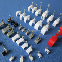Good price oncrete wall cable clips