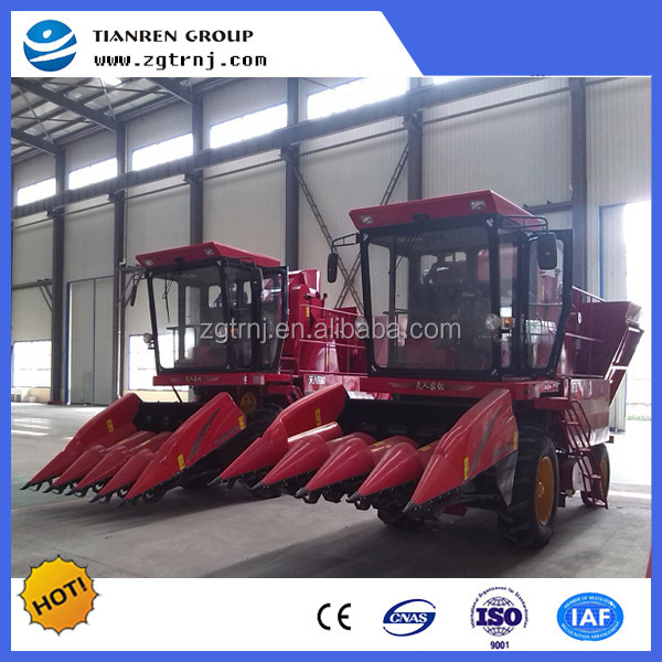TR9988-4530 self-propelled corn reaper harvester with low price