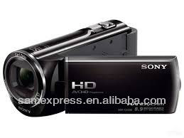 Sony HDR CX290E Digital Camcorder
