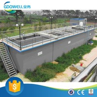 Good Price Aerobic Wastewater Treatment Package